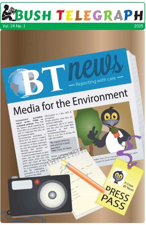 """Media for the Environment"" (2015)"