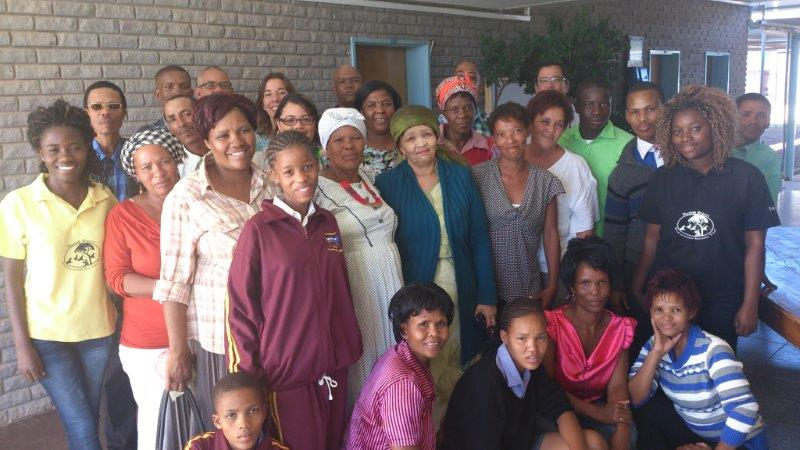 Hardap Action Outreach group
